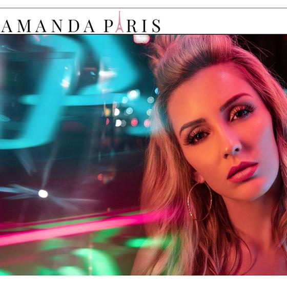 Amanda Paris Website
