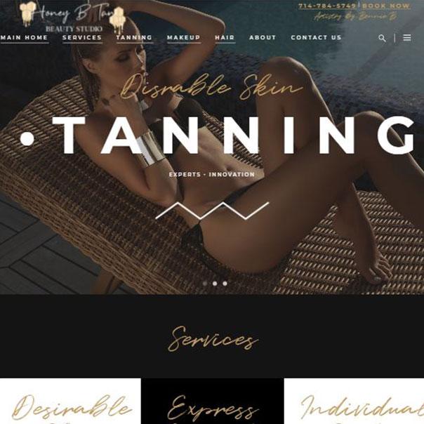Honey B Tan Beauty Studio