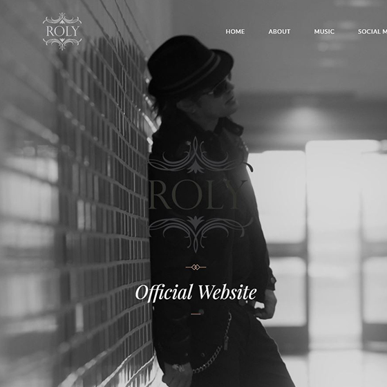 Roly Offical Web Site